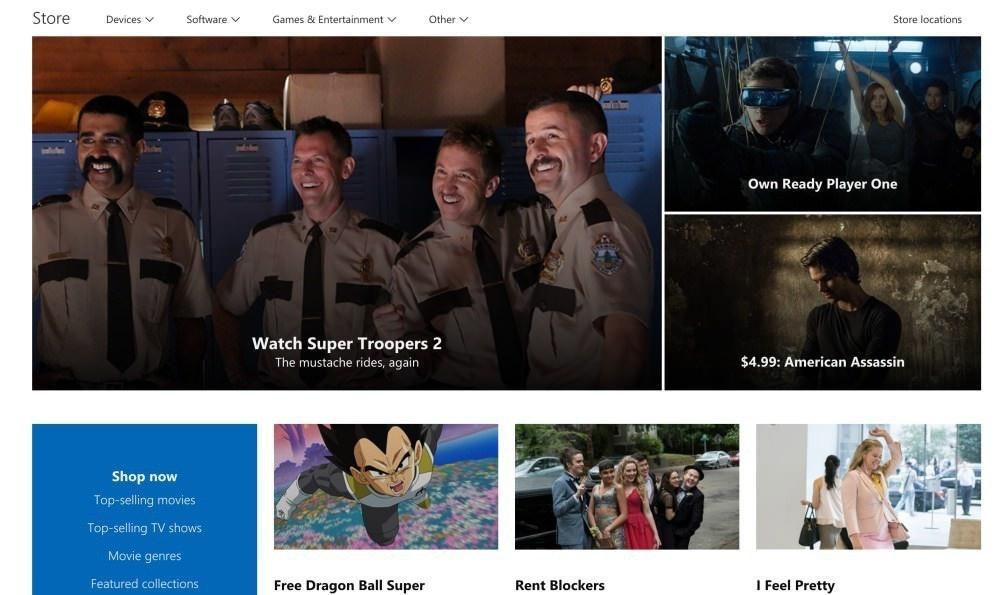 是微軟可能計畫讓「電影和電視」應用服務進駐Android與iOS平台這篇文章的首圖