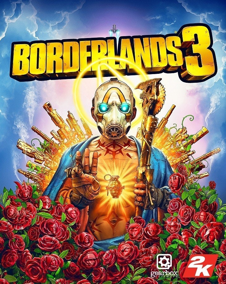 Borderlands: The Pre-Sequel, Video Games, 2K Games, Gearbox Software, LLC, Tales from the Borderlands, Next Game, Borderlands 3, Epic Games, PlayStation 4, Shooter game, 2k games, Pc game, Fictional character, Adventure game, Games, Action-adventure game, Video game software, Hero, Album cover, Fiction