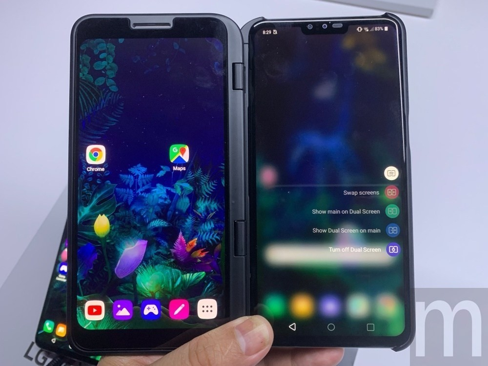 Smartphone, Feature phone, Mobile Phones, ROG Phone, LG V50 ThinQ, , Touchscreen, Mobile World Congress, LG, Display device, feature phone, Mobile phone, Gadget, Communication Device, Portable communications device, Smartphone, Electronic device, Technology, Iphone, Feature phone, Multimedia