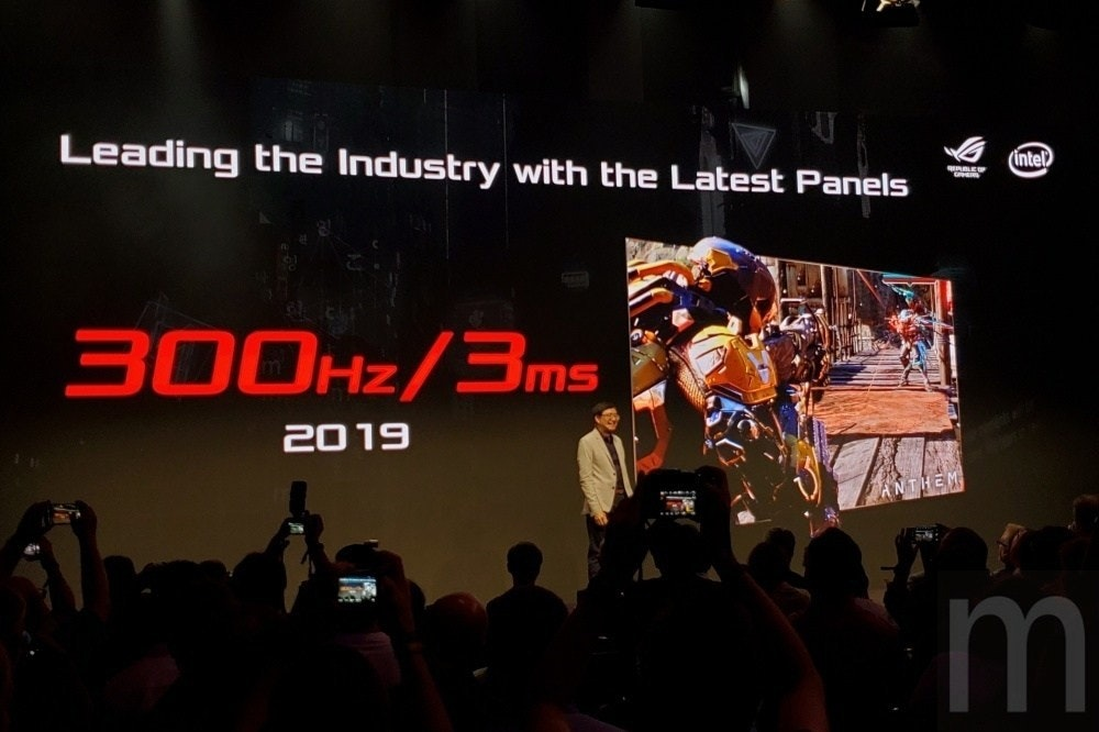 IFA 2019, , , Asus, , Asus ROG Zephyrus GX501, ASUS ROG Zephyrus S GX701, Concert, Game, Acer, stage, Performance, Event, Display device, Crowd, Stage, Stage equipment, Technology, Electronic device, Concert, Championship