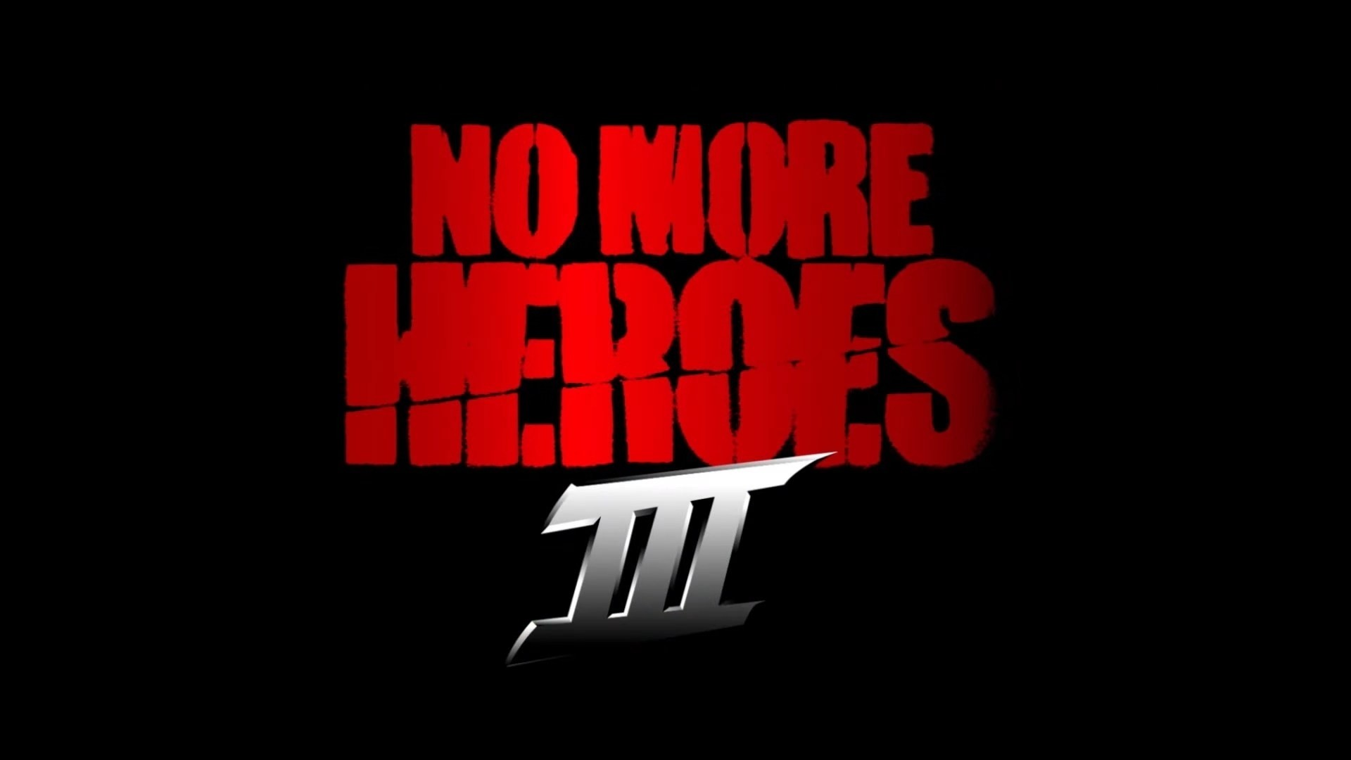 No More Heroes, 2019 Electronic Entertainment Expo, Nintendo Switch, No More Heroes: Heroes' Paradise, Video Games, Nintendo, , , Game, 2020, more heroes, Text, Font, Red, Logo, Graphic design, Graphics, Brand, Animation, Fictional character, Illustration