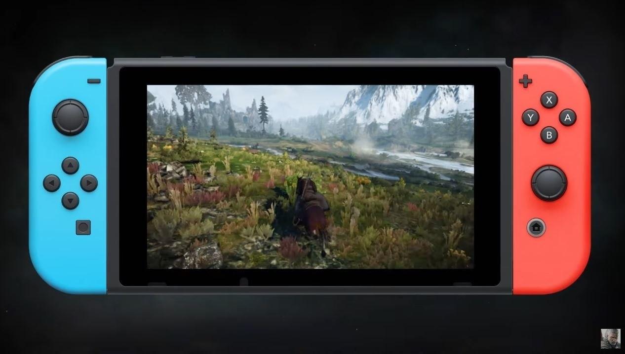 《巫師3:狂獵》完全版10/15登上Nintendo Switch平台 收錄所有資料片、DLC內容