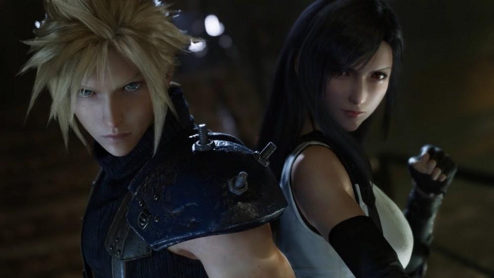 《Final Fantasy VII重製版》公布完整預告影片 將以兩張光碟收錄更多影像與故事
