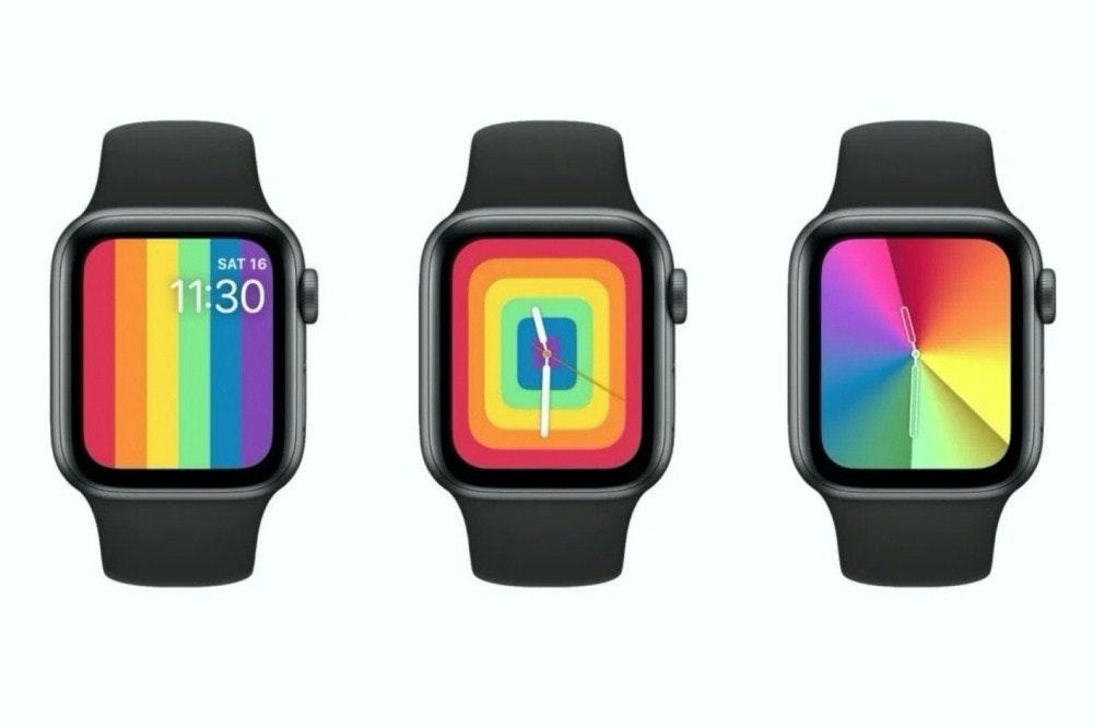 照片中提到了SAT 16、11:30,跟Aspect軟件有關,包含了蘋果手錶、蘋果手錶系列4、蘋果、蘋果手錶系列5、蘋果