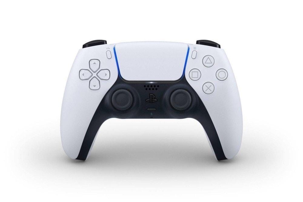 照片中跟科爾納戈有關,包含了PS5雙重感、雙重衝擊、的PlayStation 5、麥克風、了索尼