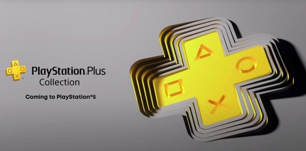照片中提到了PlayStation.Plus、Collection、Coming to PlayStation 5,跟的PlayStation、雪佛蘭有關,包含了現在的PlayStation、的PlayStation 4、PlayStation Plus、的PlayStation 5、遊戲機商店