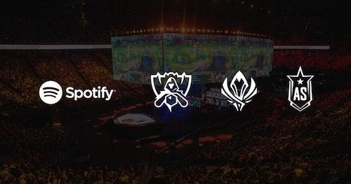 Spotify 將打造《英雄聯盟》專屬播放清單、Podcast 內容 吸引更多電競迷用戶