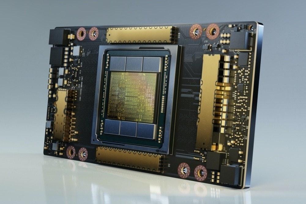 照片中提到了.... c-RE,跟RGB有關,包含了英偉達、英偉達、圖形處理單元、安培、NVIDIA TESLA V100