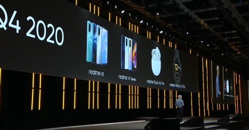 照片中提到了4 2020、12、realme vs,跟小米Redmi注意事項4有關,包含了顯示裝置、移動電話、Realme、寶馬X7、Realme