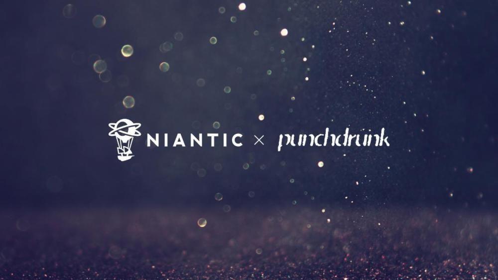 照片中提到了NIANTIC x、punchdrink,跟春季阿伯大學有關,包含了不再睡覺、神奇寶貝GO、卡坦:世界探險家、卡坦、Niantic