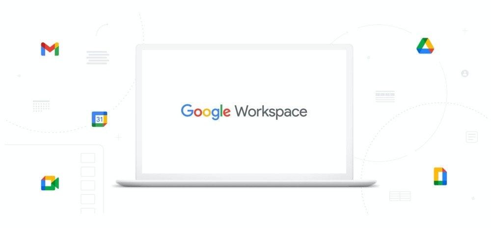 照片中提到了Google Workspace、31、Σ,跟谷歌有關,包含了谷歌徽標、G套房、Google Pixel、Google通訊錄