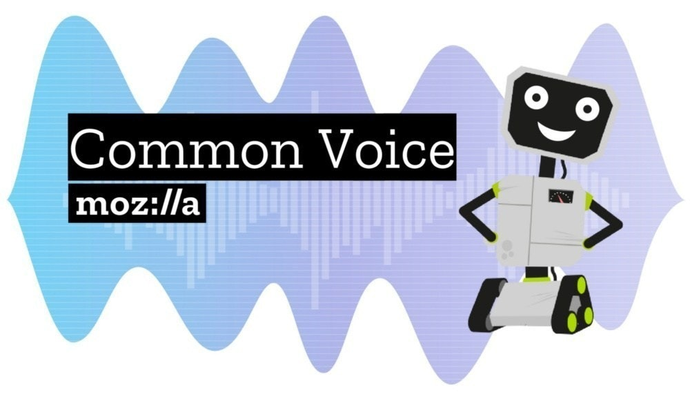 照片中提到了Common Voice、moz://a,跟新山之都有關,包含了普通語音Mozilla、共同的聲音、Mozilla基金會、Mozilla、語音識別