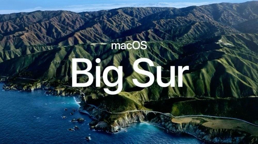 照片中提到了macOS、Big Sur,跟Belgacom ICS、穆格音樂有關,包含了蘋果系統、蘋果全球開發者大會、蘋果系統、蘋果、操作系統