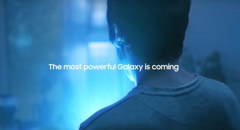 照片中提到了The most powerful Galaxy is coming,跟費里德·霍奇森有關,包含了電腦牆紙、牆紙、儀表、電腦、現象