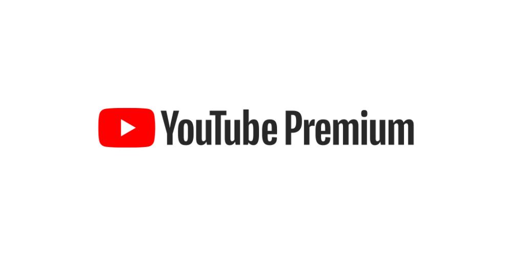 照片中提到了YouTube Premium,跟的YouTube有關,包含了youtube原件標誌png、商標、YouTube Premium、圖形