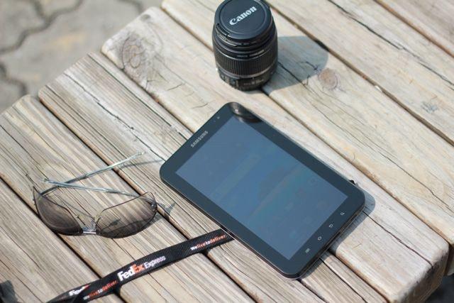 是帶著三星 Galaxy Tab 去旅行,7 吋平板的浪漫這篇文章的首圖
