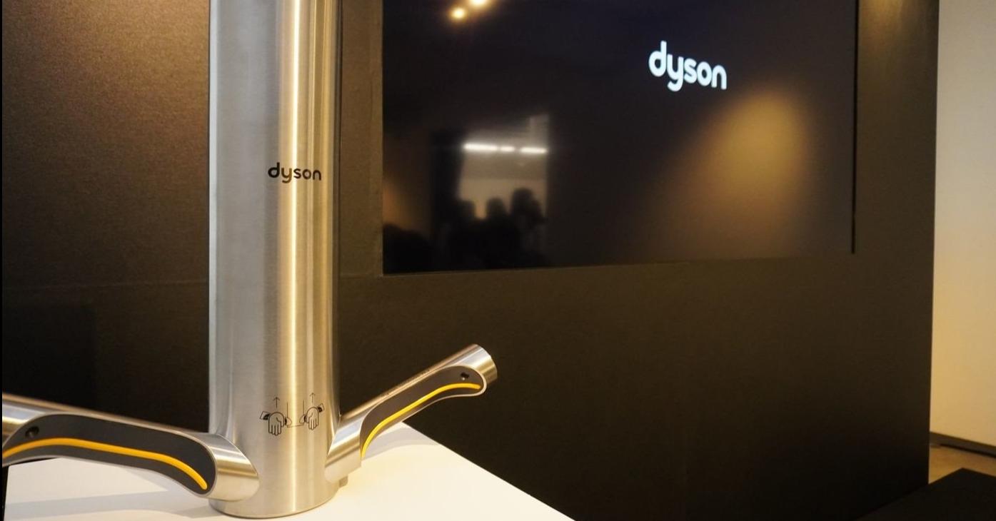 照片中提到了dyson、dyson,跟戴森有關,包含了玻璃、燈具、光、產品設計、設計