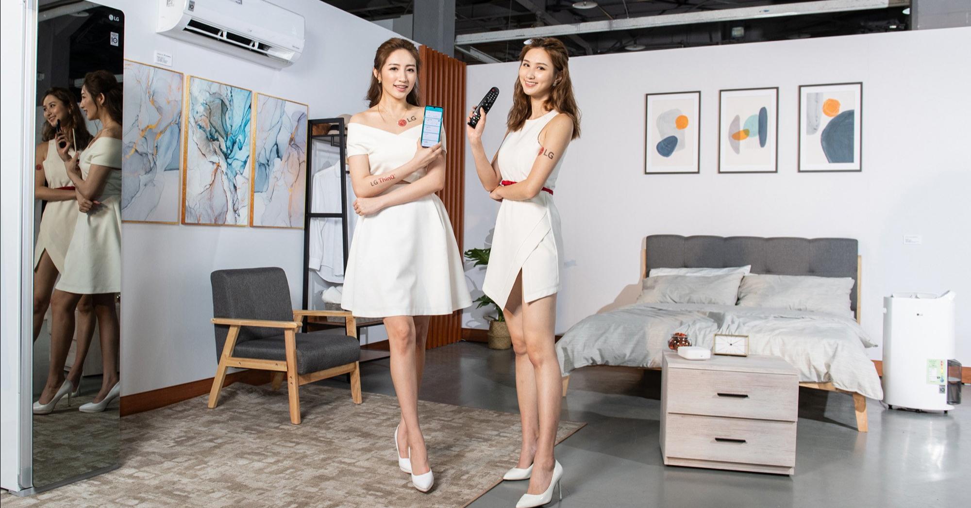 照片中提到了OLG、10、LG,包含了房間、家具類、模型、時尚