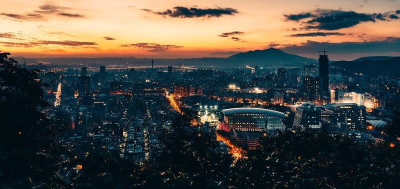Cityscape, Skyscraper, Desktop Wallpaper, Metropolitan area, Aerial photography, Tree, Urban area, Photography, Computer, Photograph, cityscape, cityscape, city, sky, urban area, metropolitan area, skyline, metropolis, landmark, dusk, sunset