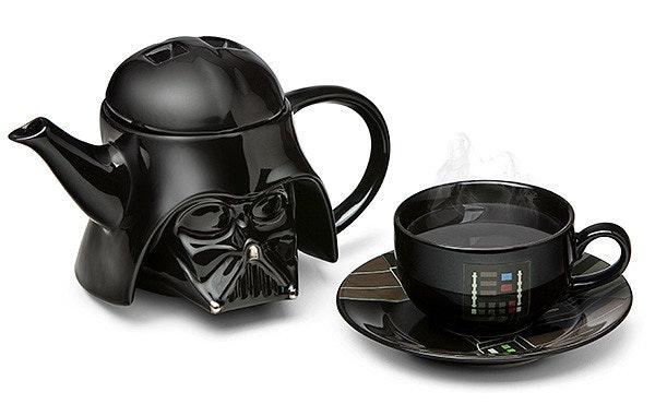 是天冷了,來杯星戰黑武士原力茶吧…這篇文章的首圖