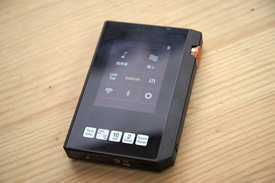 是具全平衡設計的精巧 HiRes 播放機, Pioneer XDP-30R 動手玩這篇文章的首圖