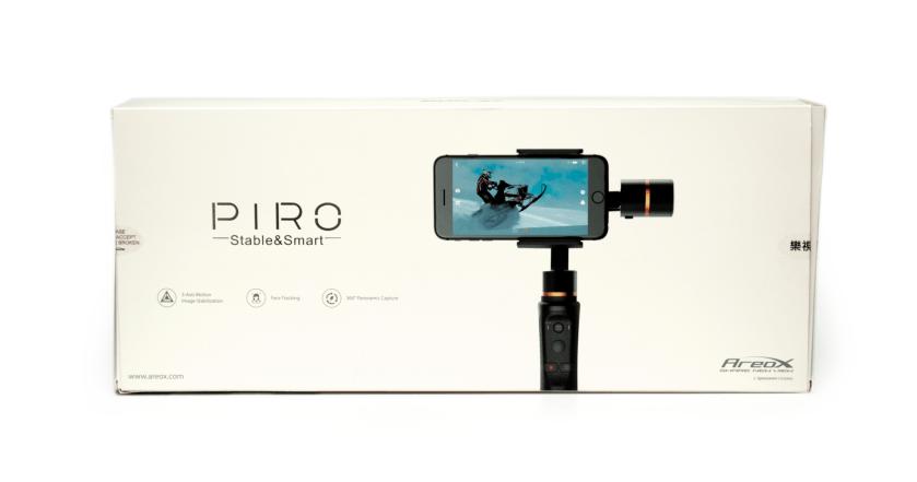 是樂視達 PIRO 三軸臉穩定器開箱分享:性能強電力強還能臉部追蹤!這篇文章的首圖