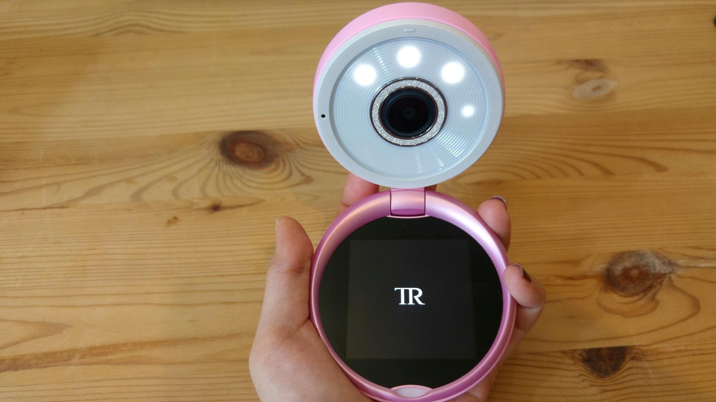 是原來是相機啊,還以為是粉餅呢!Casio TR mini 開箱體驗這篇文章的首圖