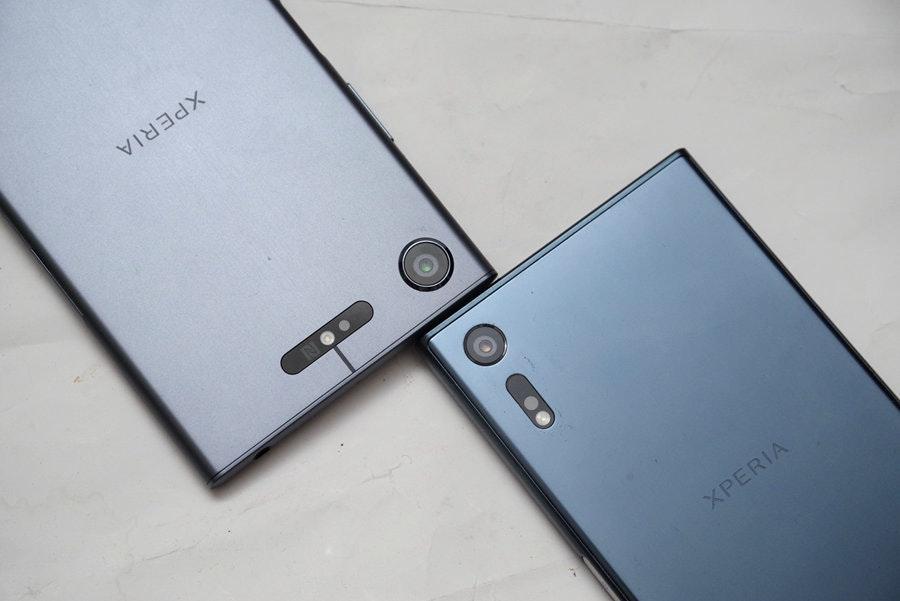 是滿足不同手感渴望雙旗艦策略, Sony Xperia XZ1 / XZ1 Compact 動手玩這篇文章的第2圖