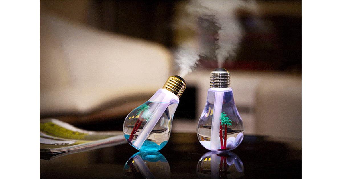 是造型酷炫的電火球加濕器這篇文章的首圖