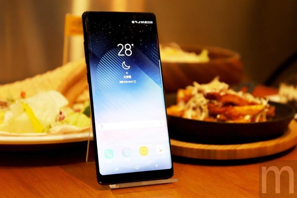 是三星Galaxy Note 8預購售價將介於新台幣3萬元區間這篇文章的首圖