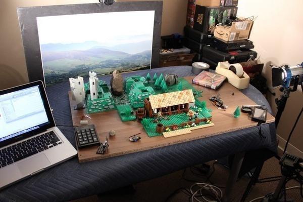 是《哈比人2:荒谷惡龍》電影預告 – LEGO 版這篇文章的首圖