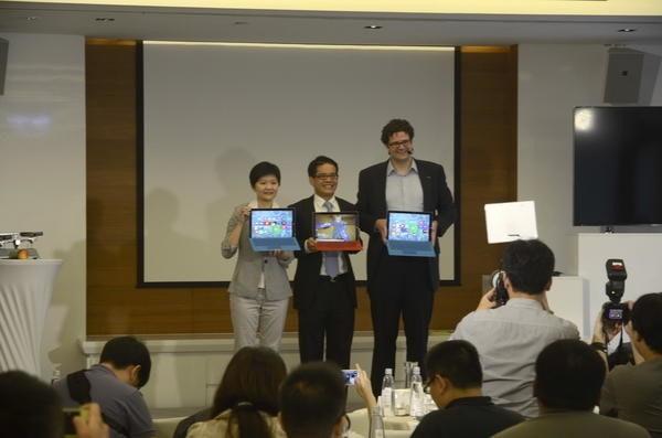 是Computex 2014:微軟Surface Pro 3也在此時準備進入台灣,要價近2萬5起這篇文章的首圖