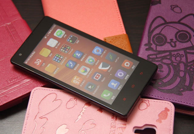 是親愛的!我終於買到Xiaomi紅米手機…專用皮套啦!這篇文章的首圖