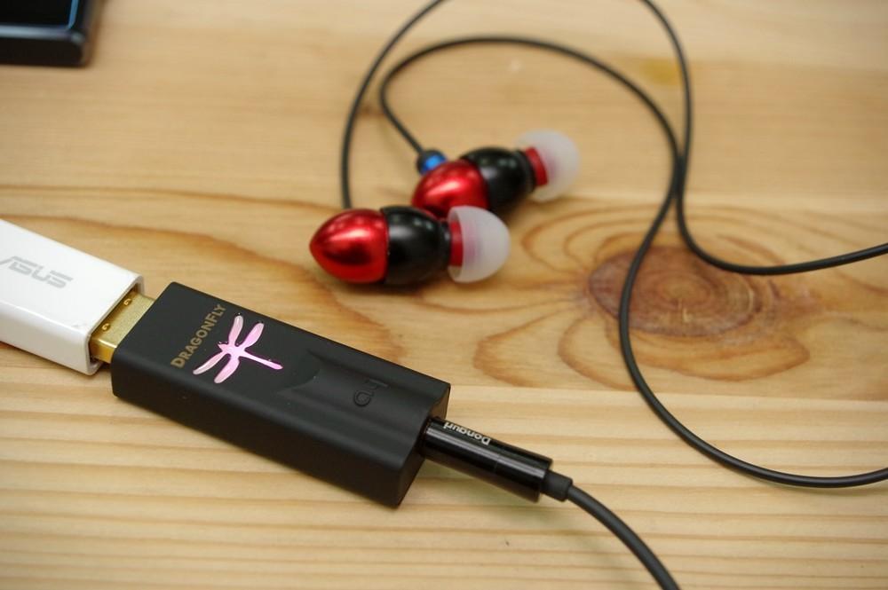 是帶來好音質的小小黑蜻蜓, AudioQuest DragonFly Black V1.5 USB DAC 動手玩這篇文章的首圖