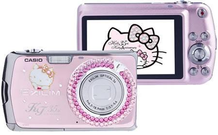 是當Hello Kitty三十五歲的時候,就是燒大錢的時候...這篇文章的首圖