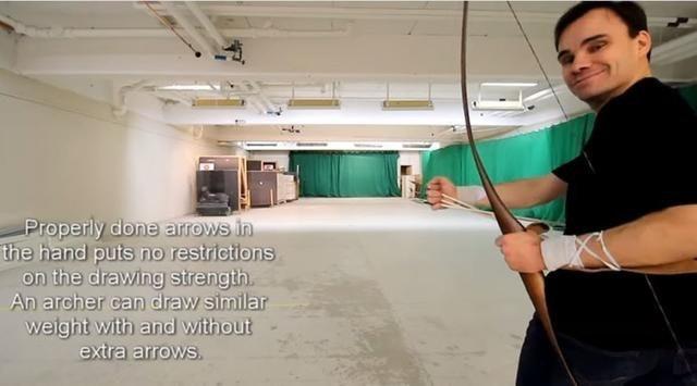 是失傳已久的絕學!丹麥神射手 Lars Andersen這篇文章的首圖