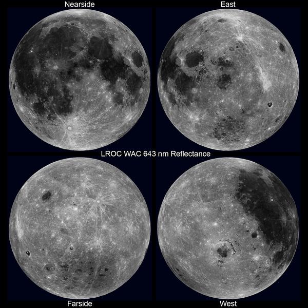 是中秋節看不到月亮了?好吧,那來看一下難得一見會轉動的月亮影片這篇文章的首圖