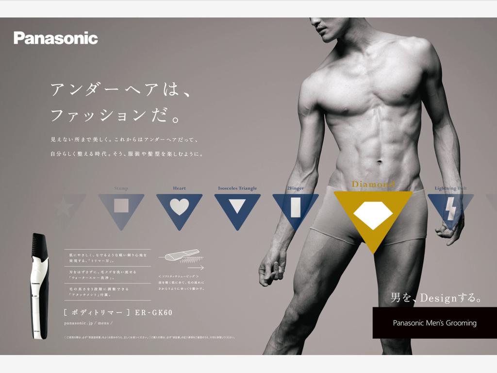 是[面白日本] 閃電還是鑽石?Panasonic 推出私密處美容家電 意外受市場歡迎這篇文章的首圖