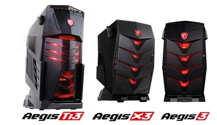 Supreme Gaming Desktop Aegis Ti3, Kaby Lake, Graphics Cards & Video Adapters, Computer Cases & Housings, Desktop Computers, , Micro-Star International, Intel Core i7-7700K, Gaming computer, GeForce 10 series, 電 競 機 殼, computer case, product, computer cooling, technology, product, motorcycle accessories, electronic device, brand, protective gear in sports