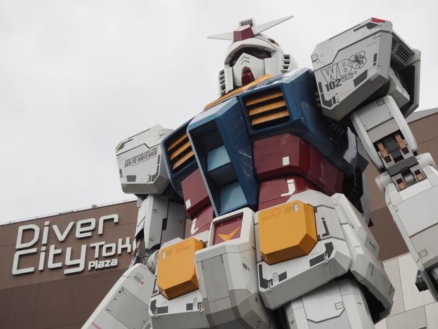 是東京台場 1:1 初代鋼彈雕像展示將於 2017 年 3 月落幕,同時 4 月 Gundam Front 也將結束營業這篇文章的首圖