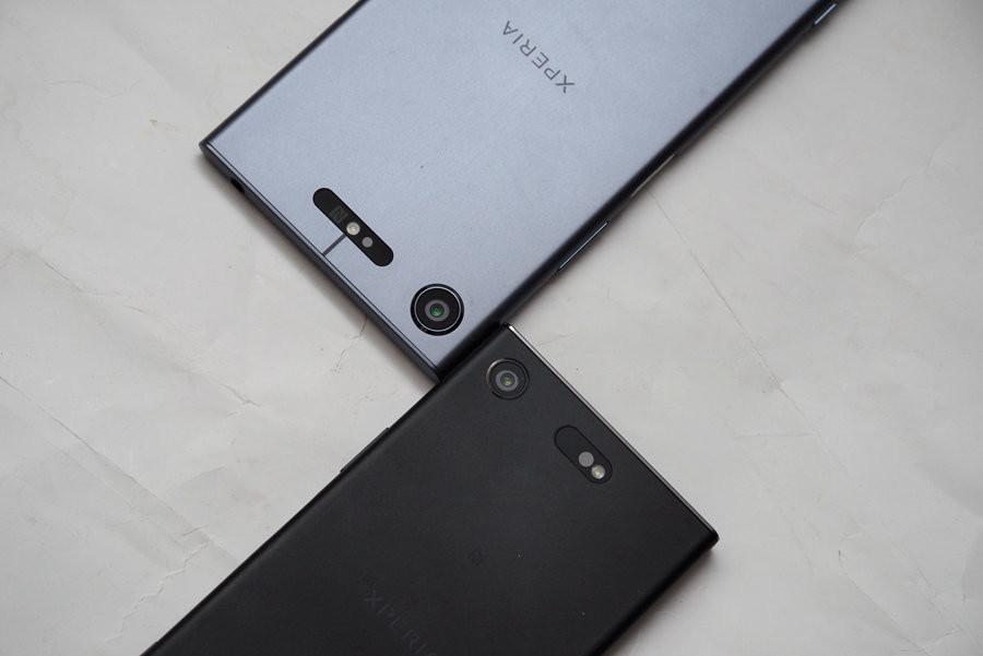 是滿足不同手感渴望雙旗艦策略, Sony Xperia XZ1 / XZ1 Compact 動手玩這篇文章的首圖