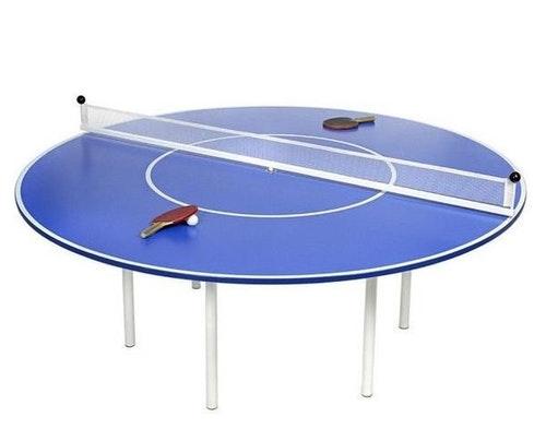 如何達成10人一起玩的乒乓球的目標?