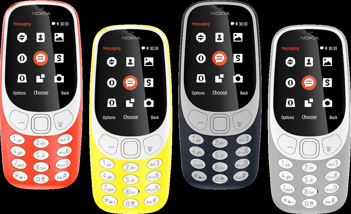 是HMD Nokia 3310 3G 版本有望登台,全球預計十月起推出這篇文章的首圖