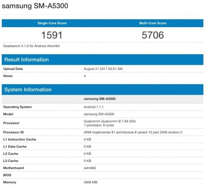 是Samsung Galaxy A5現身Geekbench 搭載6GB記憶體這篇文章的首圖