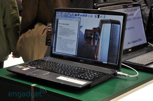 是Acer Aspire 8930G 網路使用心得蒐集這篇文章的首圖