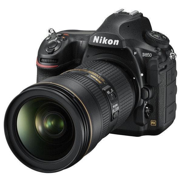 是Nikon D850 正式發表,規格如先前曝光、約 40 萬日幣這篇文章的首圖