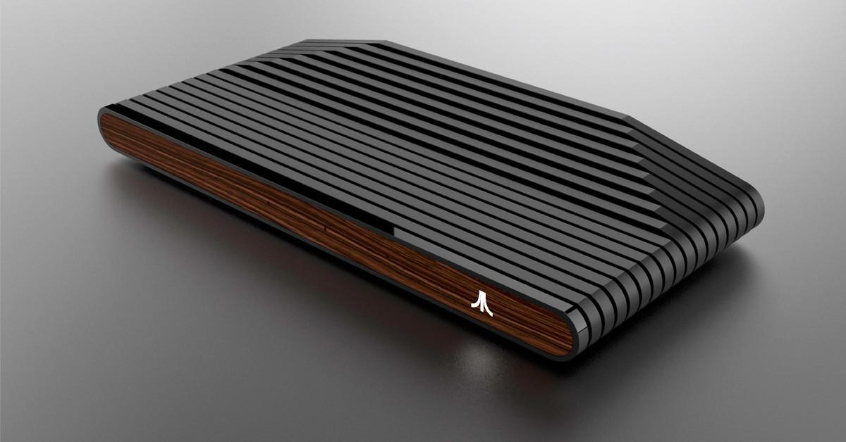 是Atari的新主機「Ataribox」新照片曝光 有HDMI輸出與4個USB槽這篇文章的首圖