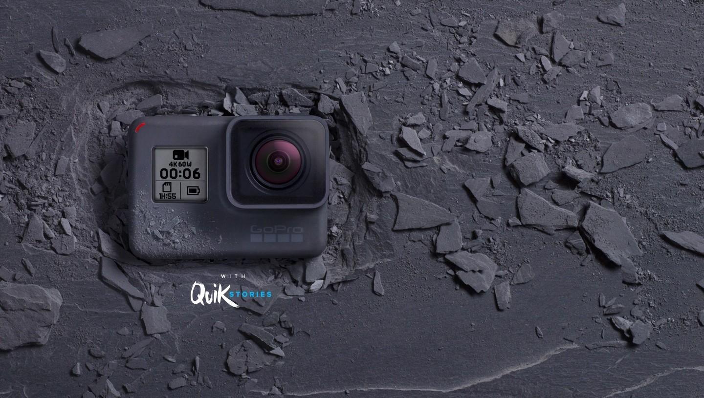 是GoPro HERO 6支援4K@60fps 外加六軸防手震這篇文章的首圖