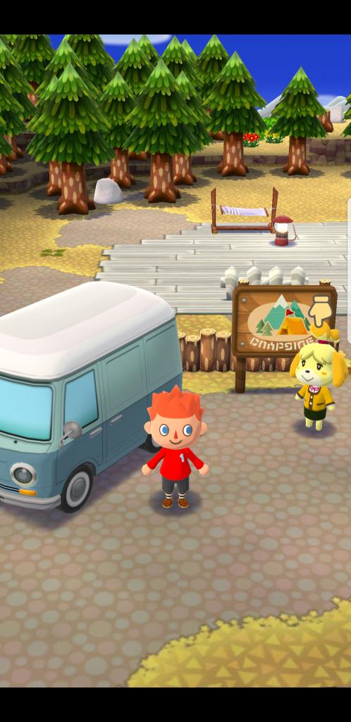是任天堂將在下月推出手機版動物之森《Animal Crossing: Pocket Camp》!這篇文章的首圖