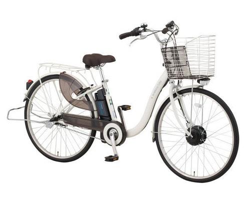三洋 Eneloop 推出新的......電動腳踏車!